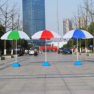 厂家定制户外广告促销太阳伞折叠大伞摆摊遮阳伞