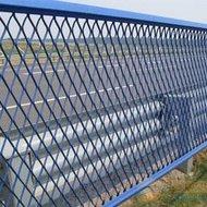实体厂家生产耐用【公路护栏网】,供应金属建材丝网,河北、河南多地销售