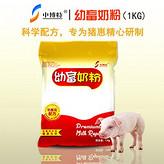 物美价廉效果好的仔猪奶粉代乳粉