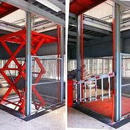 固定式升降机固定升降机设计定制固定式升降平台