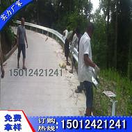 乡镇波形隔离栅价格 惠州双波防护栏 深圳公路隔离栅