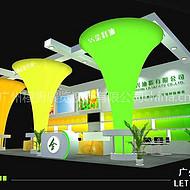 广州展台搭建一站式设计制作报馆工厂