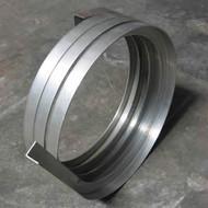 江门铝型材弯圆打圈加工