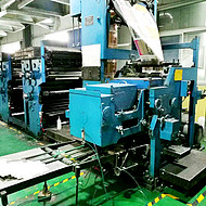 二手高斯卷筒胶印机,二手胶印刷,二手轮转印刷机转让,
