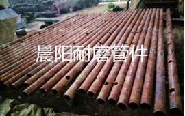 晨阳耐磨管 DN60滤液管制作 (15播放)