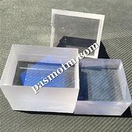 防爆防冲击防砸玻璃透明装甲板材料