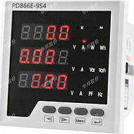 华邦电力 多功能电力仪表 48方形 数码管显示 华邦电表