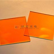 材质检测仪器滤光片590nm窄带滤光片