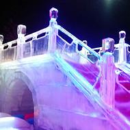 2018创意冰雕艺术展示优质冰雕展制作出租