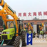 山地电力工程电线杆挖坑机专利产品*