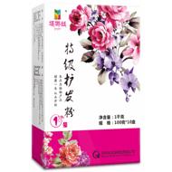 塔娜丝植物染养发产品