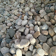 安庆大观区鹅卵石/河滩石/水冲石产地批发