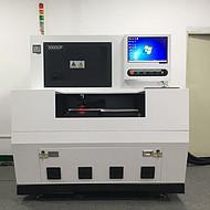 中国激光切割机品牌 火焱双平台紫外激光切割机