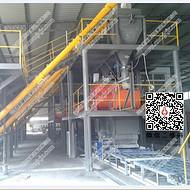 山东创新轻质复合墙体板生产线  30年技术领先
