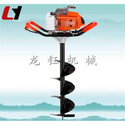 龙钰公司植树机器 热销汽油挖坑机