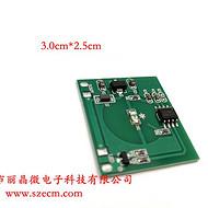 供应LED无极调台灯控制板,两键触摸台灯电路板
