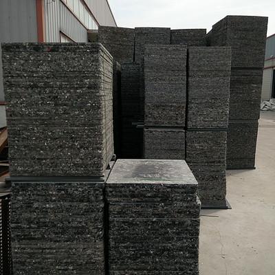 各种尺寸耐压,耐磨纤维砖机托板厂家专业订做