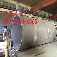 广东佛山钢板卷管行情  深圳珠海大口径钢管供应厂家