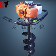 高产量大马力汽油挖坑机 专业生产轻型挖坑机
