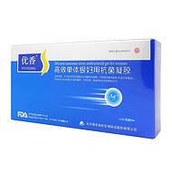優香 高效單體銀婦用抗菌凝膠 說明 查詢 價格 報價