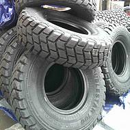 东风双星牌12.5R20规格越野轮胎DS706花纹