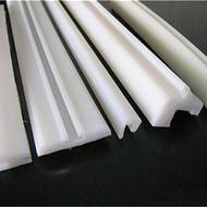 批发 超耐磨链条导轨 高分子聚乙烯滑块 塑料密封条