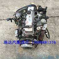 三菱4D56 瑞风D4BH 现代2.5柴油中冷增压改装v31 v32猎豹发动机