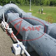 刚性变压器防火罩1708烯烃执行器防火罩JSAVE