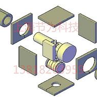 可拆卸变压器防火罩1200度变压器防火系统
