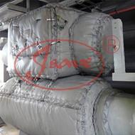 变压器防火罩技术柔性紧急切断阀防火罩液化烃阀门执行器防火罩