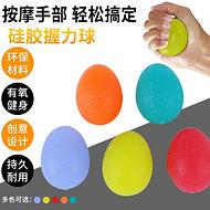 硅胶握力球握力器专业练手指手力手劲康复训练手球发泄球锻炼器