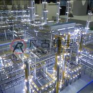 中国石化产业基地规划模型展示