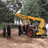 连云港挖坑机大海机械机械装备制造行业领先