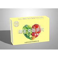 祥宏堂生物-钙铁锌维生素片(药食同源)