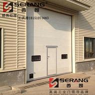 镇江市丹阳工业厂房滑轨提升门厂家