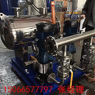 卓智 二次增压接管网供水设备 隔膜式自动供水设备 报价方案