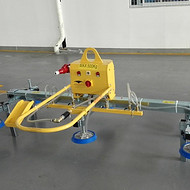 板材类搬运真空吸盘吊具、激光切割机板材上料吸盘工具
