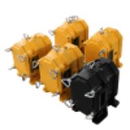 秦平厂家生产高粘度凸轮泵 橡胶转子泵PUMP