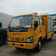 300KW移动电源车 五十铃应急电源车报价