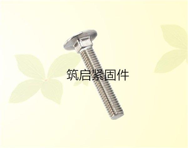 马车螺栓|法兰螺栓|法兰螺母|筑启紧固件 (20)