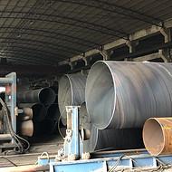 清远茂名螺旋管厂家直销 广州惠州螺旋焊管加工厂家