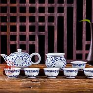 景德镇手绘茶具百度图片