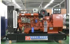 柴油发电机150千瓦检开机启动,保证100%功率输出 (8播放)