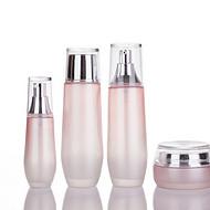 化妆品套装玻璃瓶,护肤品包装瓶,玻璃乳液瓶,膏霜面膜瓶