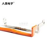 RHI定制折弯排 镀锡导电浸塑绝缘铜排 软硬对焊 浸塑铜排销售