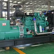 柴油发电机350千瓦工作一小时的成本价格怎么算