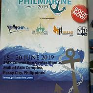 2019年第6届菲律宾国际海事船舶展