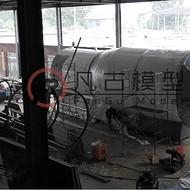 哈尔滨工业模型 工业机械模型 工业流程模型 凡古模型