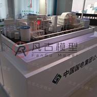 沈阳重工业模型 金属工业模型 工业动态模型