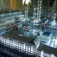 无锡工业模型 化工模型 机械模型 地产模型